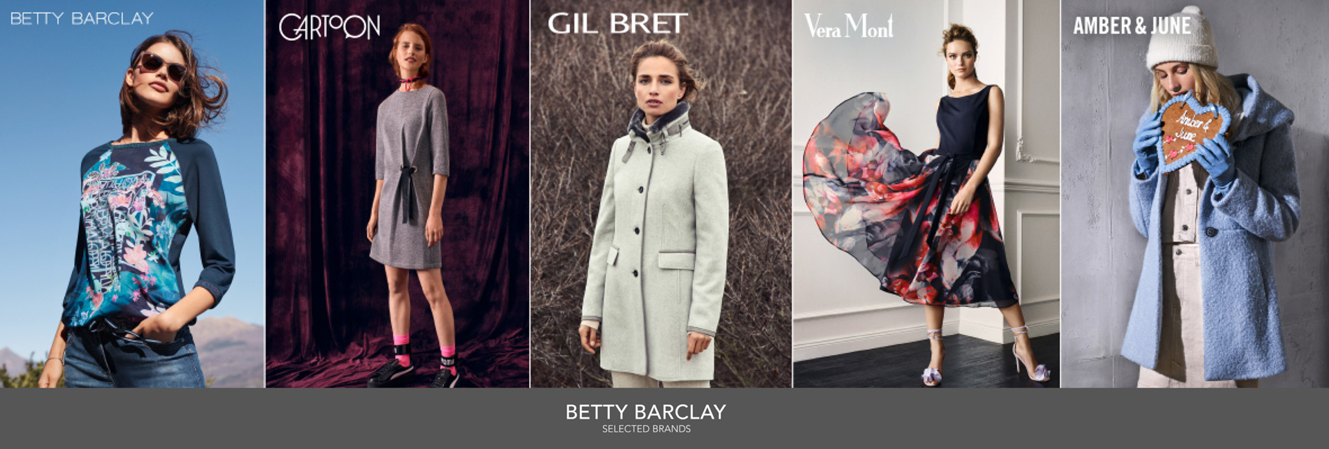 Betty Barclay Selected Brands Outlet Wadgassen 2019